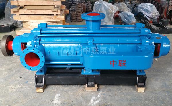 MD600-60P系列自平衡矿用耐磨多级离心泵