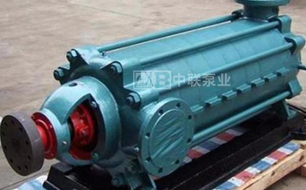 MD150-50系列矿用耐磨多级离心泵