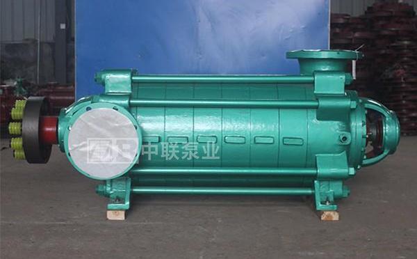 MD85-67系列矿用耐磨多级离心泵