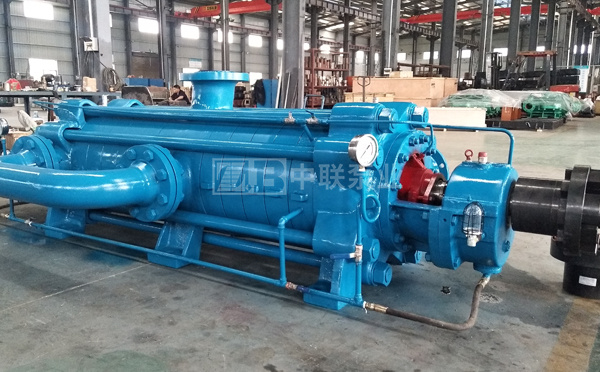 MD280-43P系列自平衡矿用耐磨多级离心泵