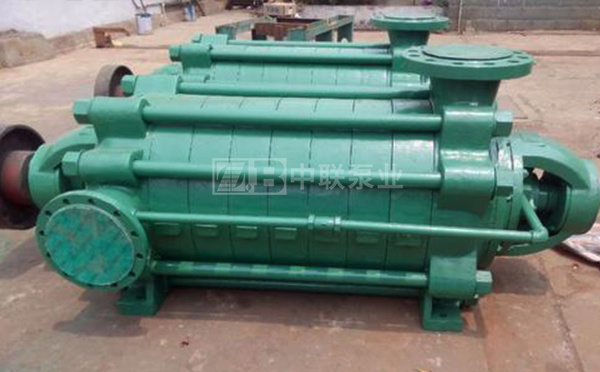 MD280-43系列矿用耐磨多级离心泵