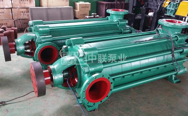 MD155-67系列矿用耐磨多级离心泵