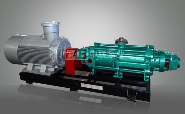 MD280-95P系列自平衡矿用耐磨多级离心泵