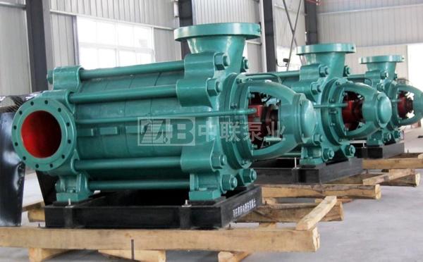 MD46-50系列矿用耐磨多级离心泵