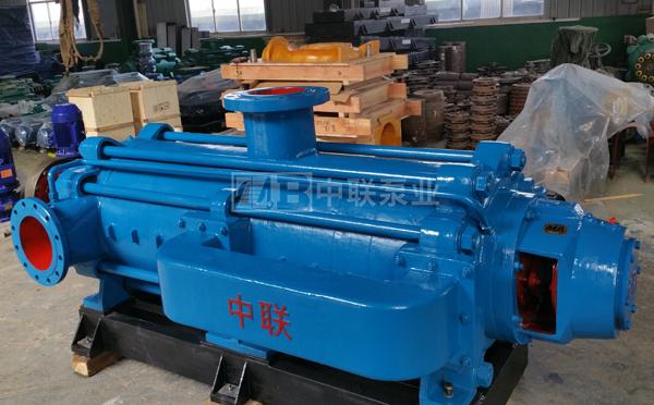 MD46-50P系列自平衡矿用耐磨多级离心泵