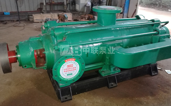 MD85-45系列自平衡矿用耐磨多级离心泵