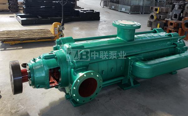 MD155-67P系列自平衡矿用耐磨多级离心泵