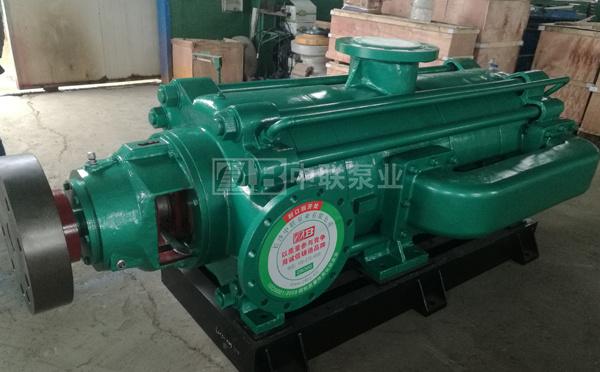 MD85-80P系列自平衡矿用耐磨多级离心泵