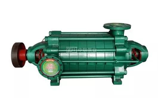MD150-80系列矿用耐磨多级离心泵