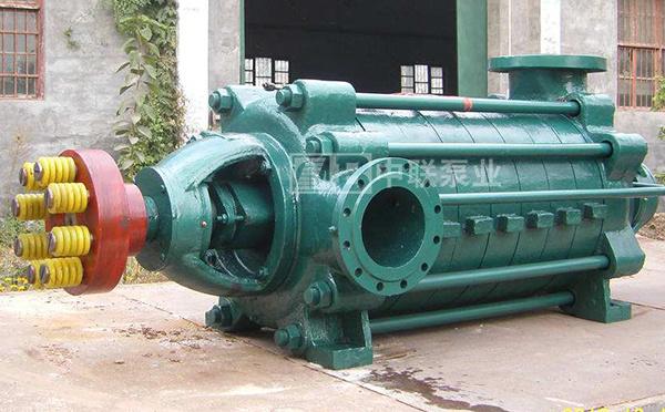 MD12-80系列矿用耐磨多级离心泵