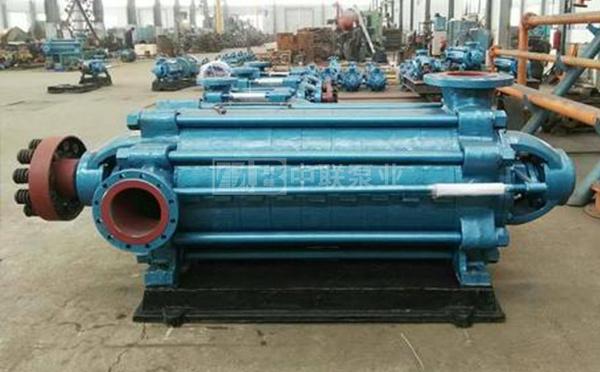 MD150-100系列矿用耐磨多级离心泵