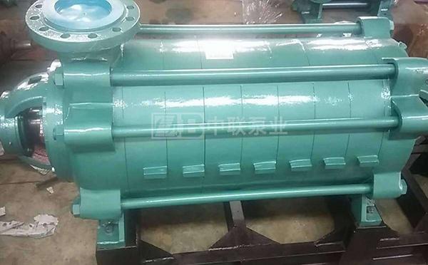 MD100-25系列矿用耐磨多级离心泵