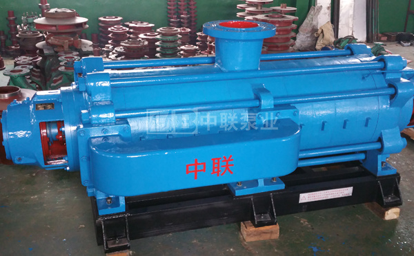 MD25-50P系列自平衡矿用耐磨多级离心泵