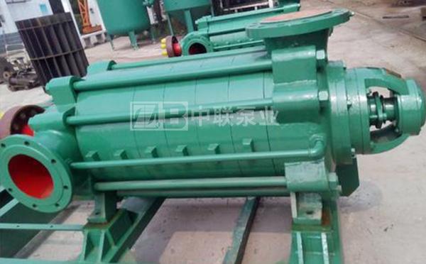 MD85-45系列矿用耐磨多级离心泵