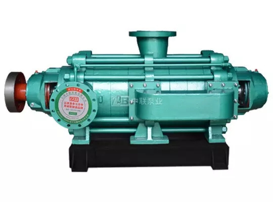 MD12-25P系列自平衡矿用耐磨多级离心泵