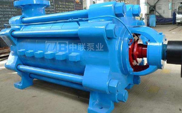 MD25-30系列矿用耐磨多级离心泵