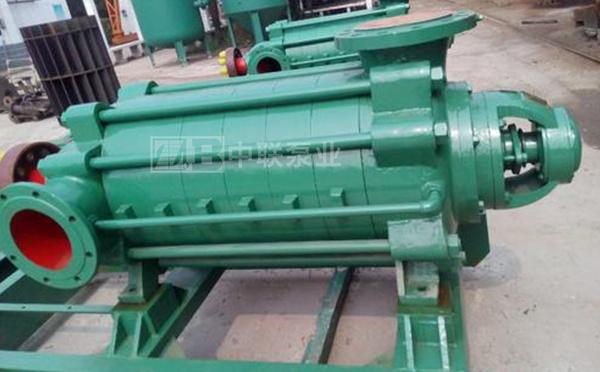 MD155-30系列矿用耐磨多级离心泵