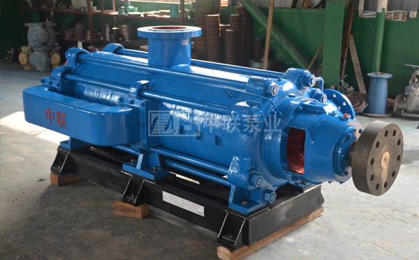 MD155-30P系列自平衡矿用耐磨多级离心泵