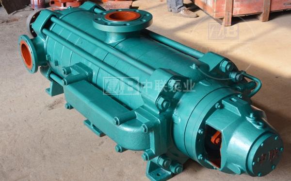 MD12-80P系列自平衡矿用耐磨多级离心泵